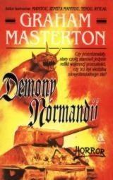 Okładka książki Demony Normandii