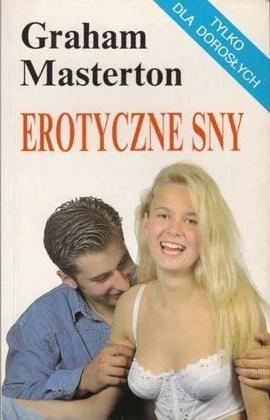 Okładka książki Erotyczne sny i ich interpretacja