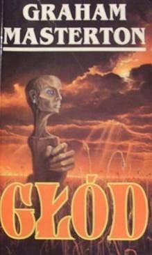 Okładka książki Głód