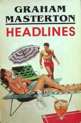 Okładka książki Headlines