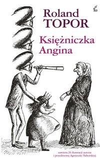 Okładka książki Księżniczka Angina