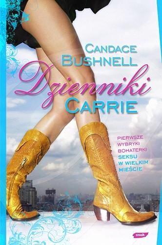 Okładka książki Dzienniki Carrie