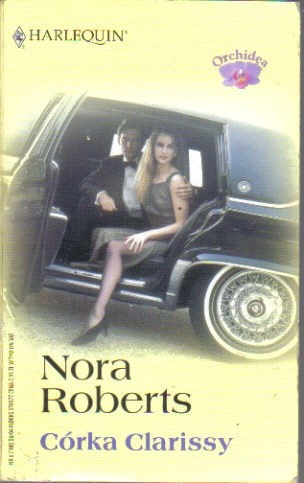 Okładka książki Córka Clarissy
