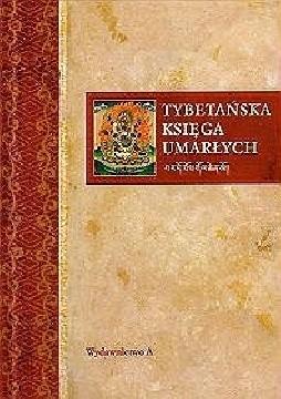Okładka książki Tybetańska księga umarłych