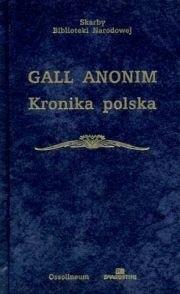 Okładka książki Kronika polska