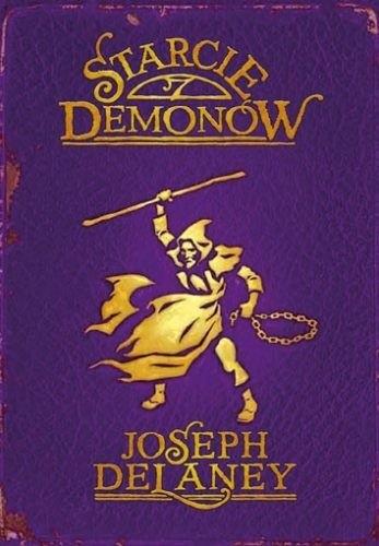 Okładka książki Starcie demonów
