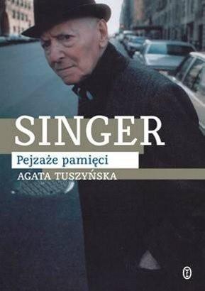 Okładka książki Singer. Pejzaże pamięci