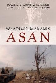 Okładka książki Asan