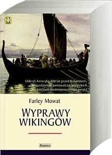 Okładka książki Wyprawy wikingów