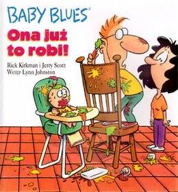 Okładka książki Baby Blues: Ona już to robi!