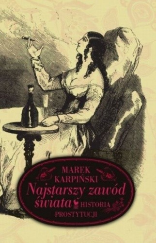 Okładka książki Najstarszy zawód świata. Historia prostytucji
