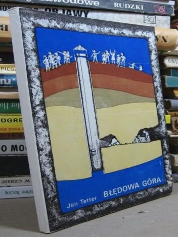 Okładka książki Błędowa Góra