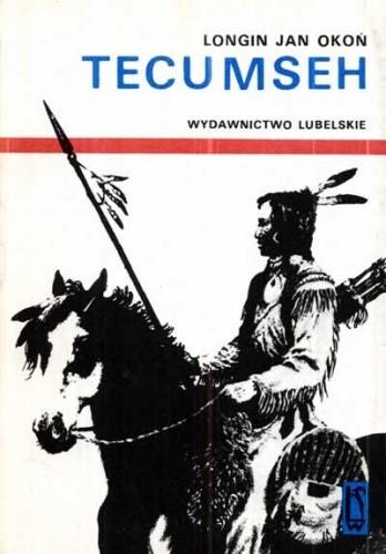 Okładka książki Tecumseh