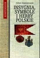 Okładka książki Insygnia, symbole i herby polskie