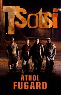 Okładka książki Tsotsi