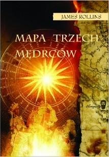 Okładka książki Mapa trzech mędrców