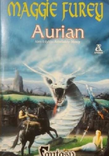 Okładka książki Aurian