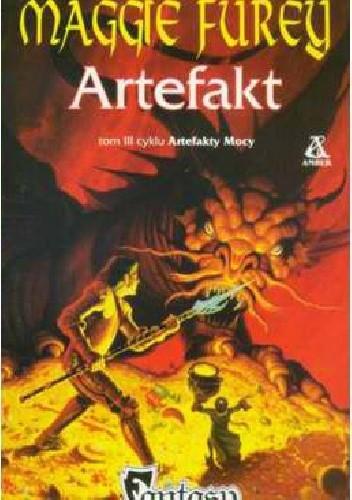 Okładka książki Artefakt