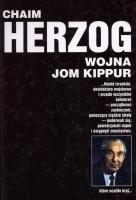 Okładka książki Wojna Jom Kippur