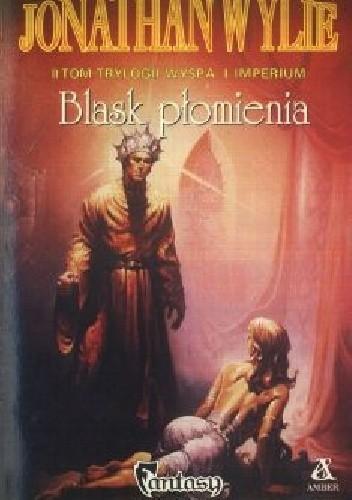 Okładka książki Blask płomienia