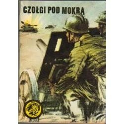 Okładka książki Czołgi pod Mokrą