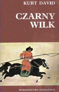 Okładka książki Czarny Wilk