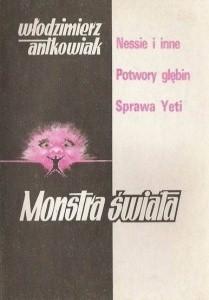 Okładka książki Monstra świata