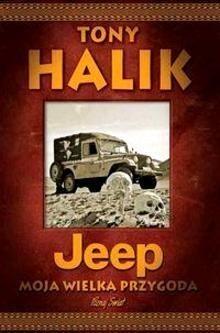 Okładka książki Jeep. Moja wielka przygoda