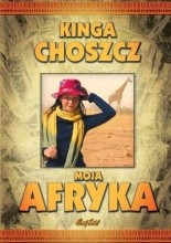Okładka książki Moja Afryka