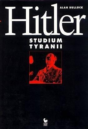 Okładka książki Hitler. Studium tyranii