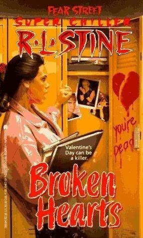 Okładka książki Złamane serca