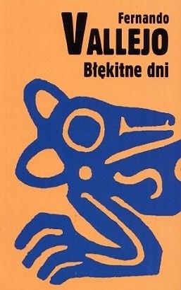 Okładka książki Błękitne dni