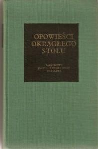 Okładka książki Opowieści Okrągłego Stołu