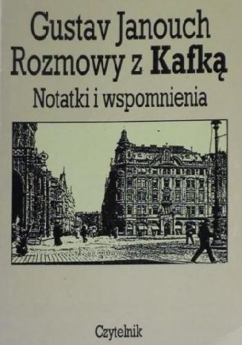 Okładka książki Rozmowy z Kafką