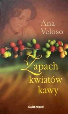 Okładka książki Zapach kwiatów kawy