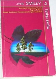 Okładka książki Tysiąc akrów