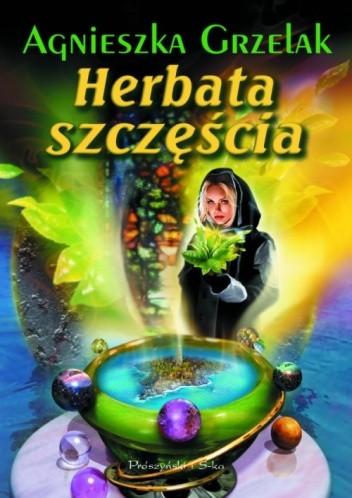 Okładka książki Herbata szczęścia