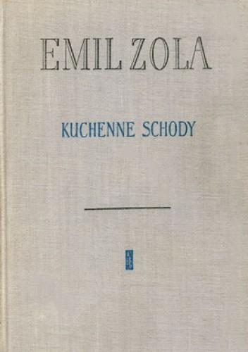 Okładka książki Kuchenne schody