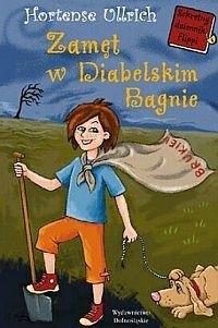 Okładka książki Zamęt w Diabelskim Bagnie