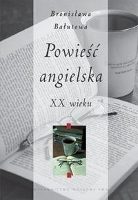Okładka książki Powieść angielska XX wieku