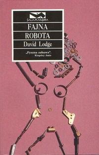 Okładka książki Fajna robota