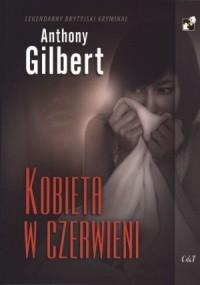 Okładka książki Kobieta w czerwieni