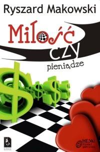 Okładka książki Miłość czy pieniądze