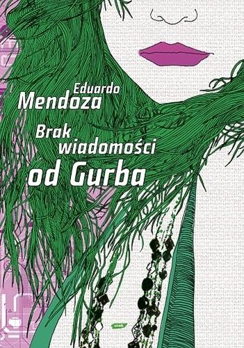 Okładka książki Brak wiadomości od Gurba