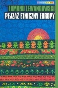 Okładka książki Pejzaż etniczny Europy