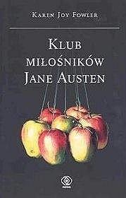 Okładka książki Klub miłośników Jane Austen