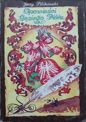 Okładka książki Opowieści Gęsiego Pióra
