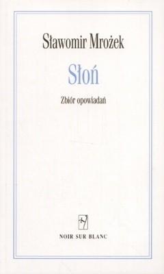 Okładka książki Słoń