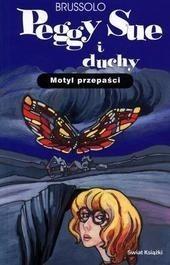 Okładka książki Motyl przepaści