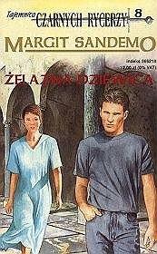 Okładka książki Żelazna dziewica